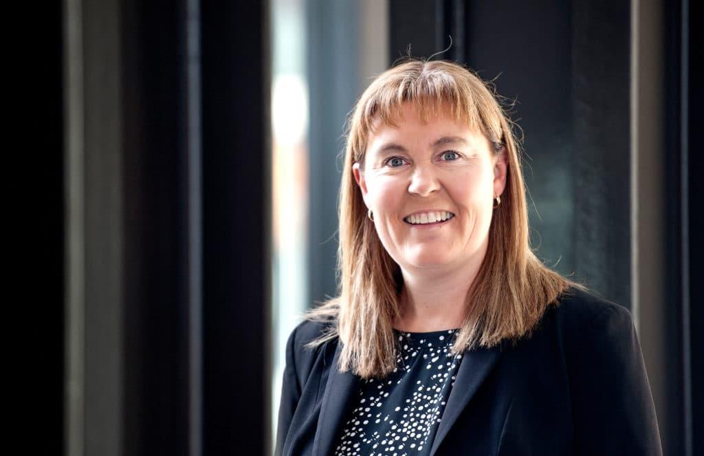 Marnie Baker, Managing Director of Bendigo and Adelaide Bank